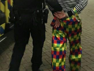Politie Rotterdam vat 'killerclown' bij de kraag