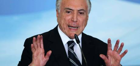 Braziliaanse oud-president Temer gearresteerd om corruptie