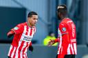 Mohamed Ihattaren speelde gisteren tegen Fortuna voor het eerst weer mee na zijn verbanning (24 minuten).
