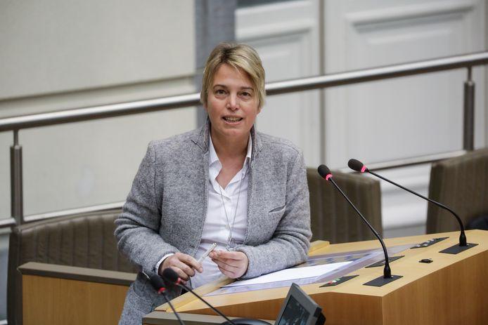 Minister Joke Schauvliege.