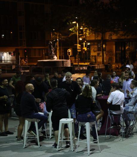 Nachtelijk coronaprotest Eindhovense horeca: 'We worden gepest door de burgemeester'