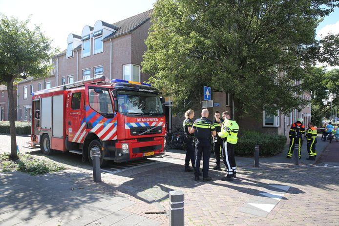 Brandje in appartementencomplex Zevenbergen