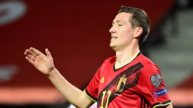 Vanaken eerste Club Brugge-speler die scoort voor de Rode Duivels sinds... 2009