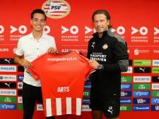 PSV legt opnieuw jong talent vast: D'Leanu Arts (17) uit Veghel