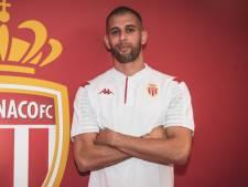 Islam Slimani prêté par Leicester à Monaco