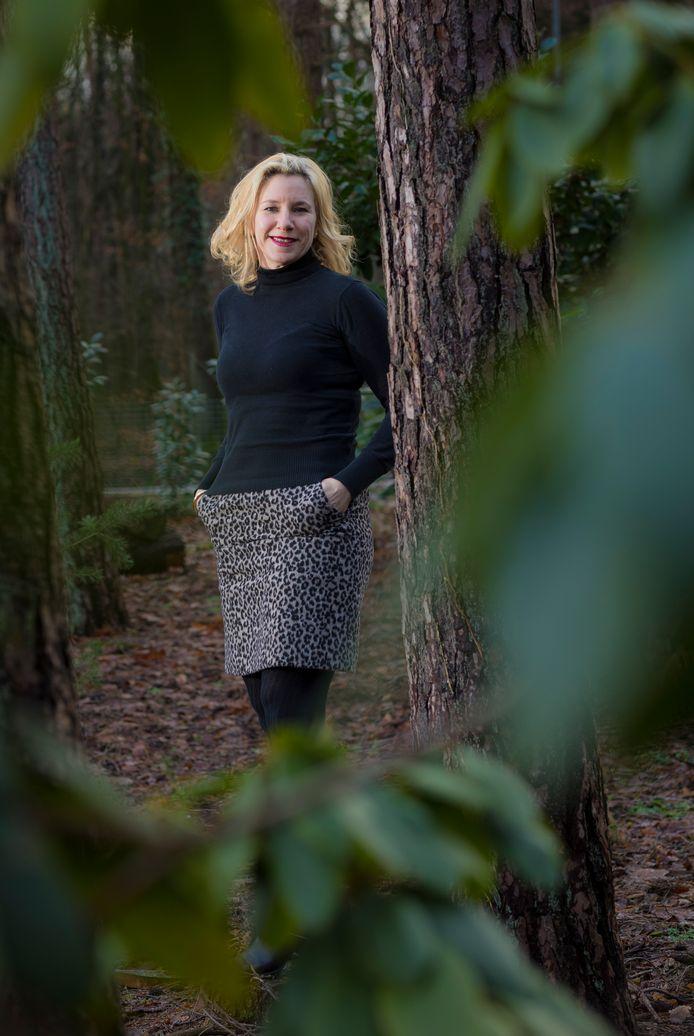 Burgemeester Jacqueline Koops-Scheele van Heerde.