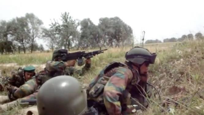 Nieuwe beelden tonen Belgische para's in vuurgevecht met taliban in Afghanistan