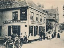 Waar nu het verkeer over de Stadsring raast, genoot je een eeuw geleden van een biertje in een groen paradijs