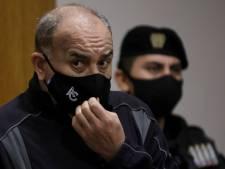 Topgolfer twee jaar cel in vanwege mishandeling ex