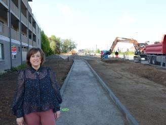 """Aanleg nieuwe parking Rik De Rycklaan in eindfase: """"Alternatief voor blauwe zone"""""""