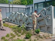 Primeur: Trebbe plaatst 3D geprinte betonelementen in Enschede