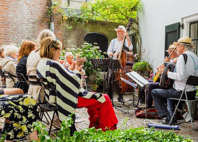 Tuinfestival Struinen in de Tuinen [archiefoto).