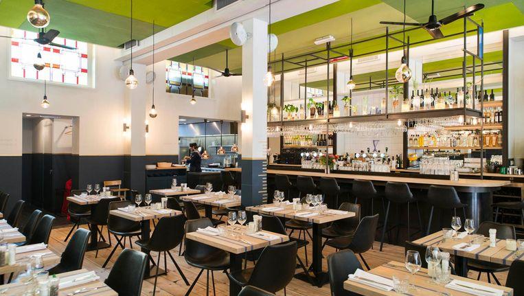 De nieuwe Nederlandse keuken proef je bij Floreyn op de Albert Cuypstraat Beeld Charlotte Odijk