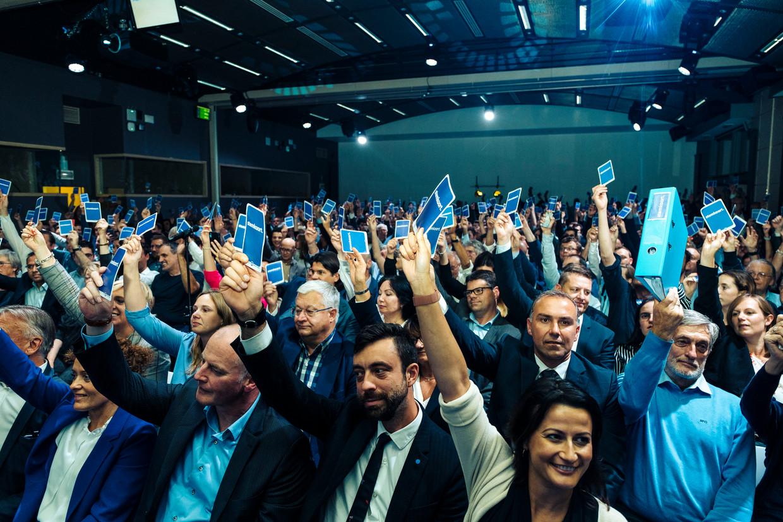 Partijcongres van Open Vld.