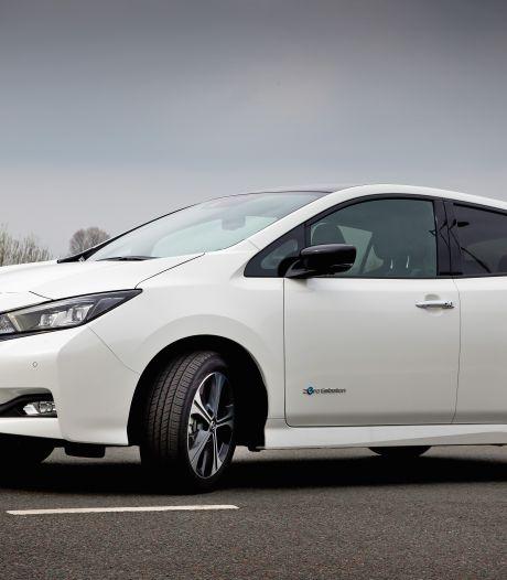 Test Nissan Leaf: de pionier is nu volwassen