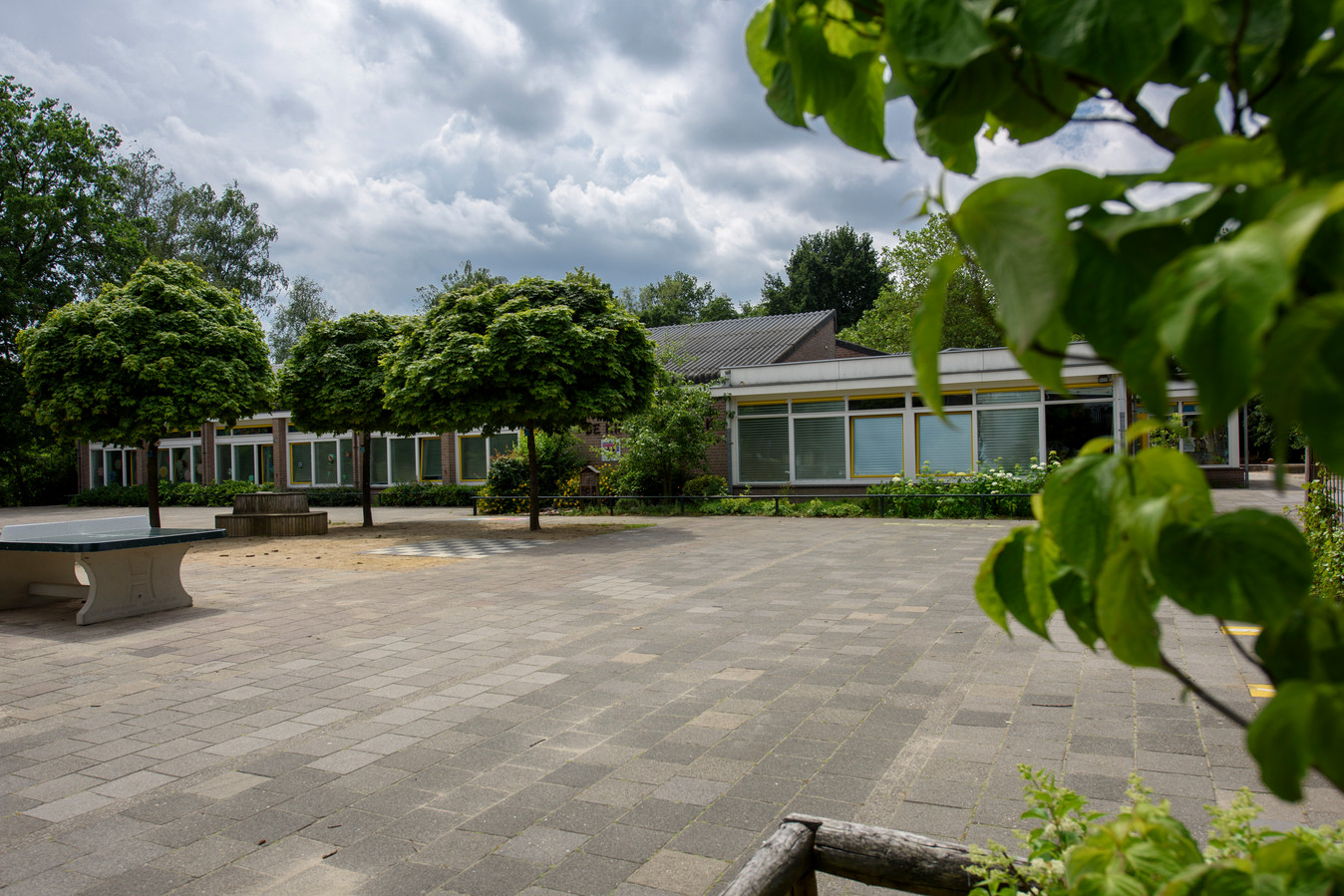 Basisschool De Krommen Hoek in Breugel.