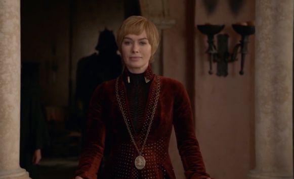 Cersei ziet het nog helemaal zitten.