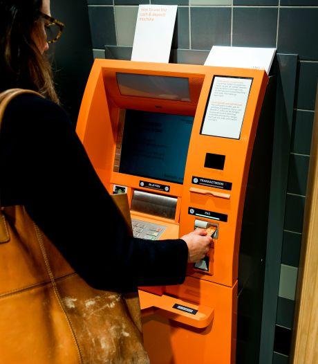 Banken heropenen tientallen geldstortautomaten voor ondernemers