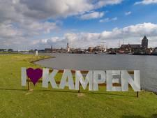 Rode cijfers voor Hanzedagen in Kampen