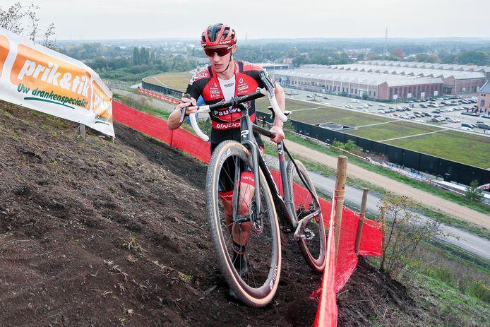 Michael Vanthourenhout, zaterdag vierde in Beringen, mocht daags nadien in het Zwitserse Bern juichen.