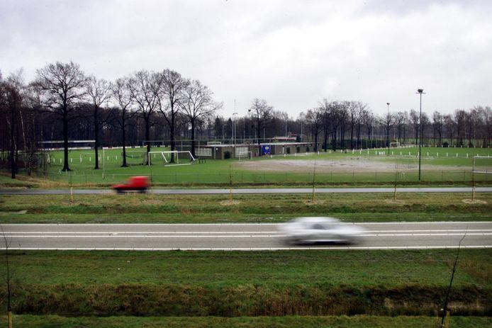 Sportpark de Hut van ASV'33 (archieffoto).