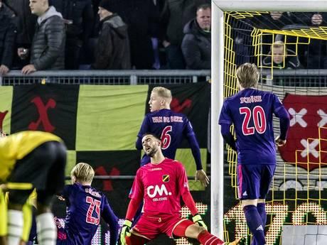 LIVE: Ajax laat NAC alle hoeken van het veld zien: 0-8