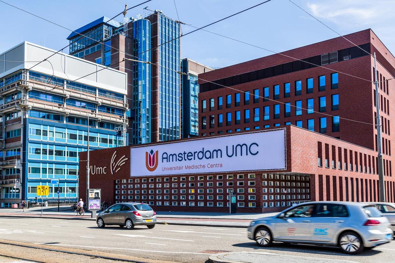 Amsterdam UMC Beeld Tammy van Nerum