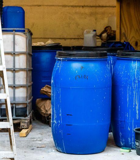 Vermeend bendelid Henk O. uit Bathmen, verdacht van productie van crystal meth, blijft in de cel