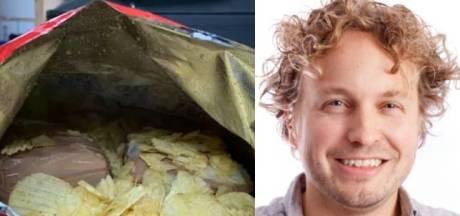 Hoe ik medelijden kreeg met een smokkelaar met een zak chips