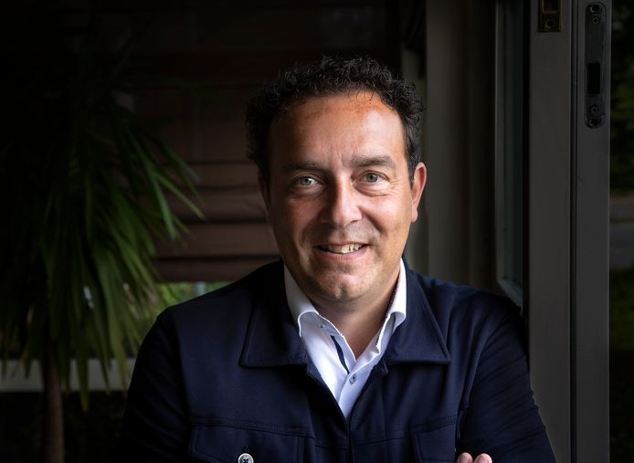 Erik Jasper Noll is de nieuwe voorzitter van OCN Ondernemings Contact Nuenen.