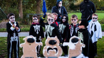 Recordeditie Halloweentocht: 250 deelnemers