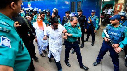 Doodstraf voor terroristen die 22 doden op hun geweten hebben in Bangladesh
