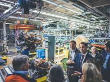 """Volvo Cars Gent één van de kandidaten voor 'giga-batterijfabriek': """"Toekomst van Gentse vestiging is verzekerd"""""""