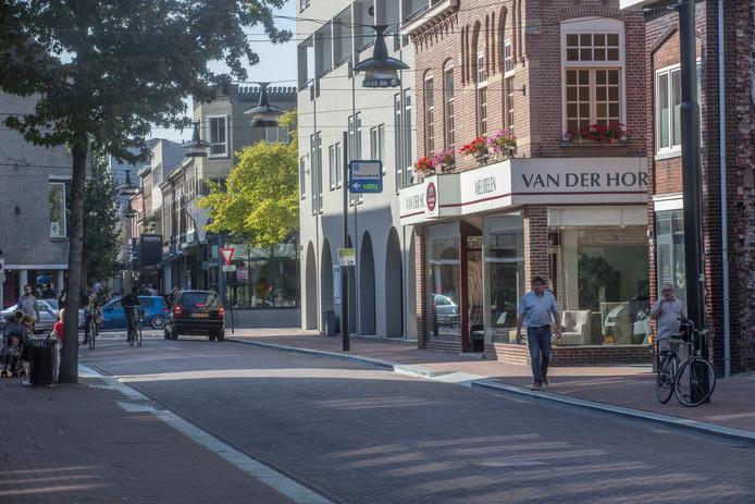 De Molenstraat in Helmond.