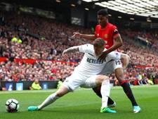 United verspeelt punten tegen Swansea City