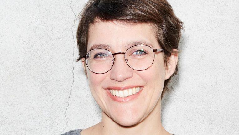 Rosanne Hertzberger Beeld Valentina Vos