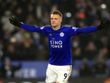Leicester op 'titelkoers', drie punten meer dan in 2015-2016