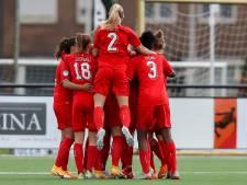 FC Twente Vrouwen na knappe zege op PSV terug aan kop