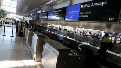 British Airways annuleert op 27 september alle vluchten door staking