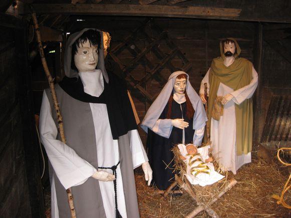 Het verdwenen kindje Jezus.