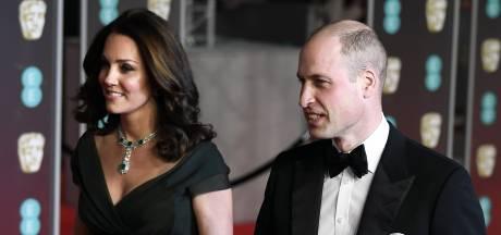 Prins William weer 'aanwezig' bij de BAFTA's