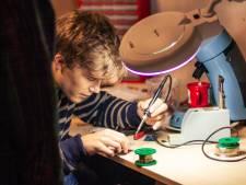 3D-printers en krachtige lasersnijder: 'Makerspace' wordt werkplaats vol hightech faciliteiten