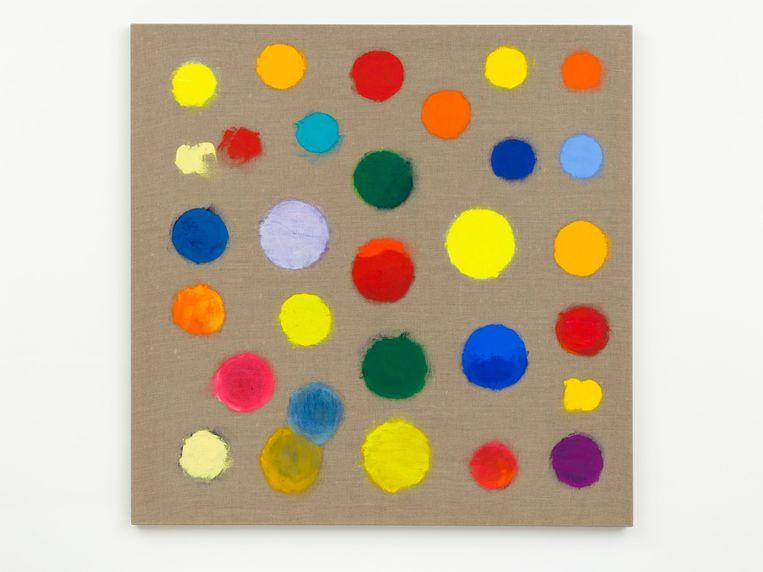 Jerry Zeniuk, Untitled Nr 319 (2012), Slewe Gallery. Beeld Slewe Gallery