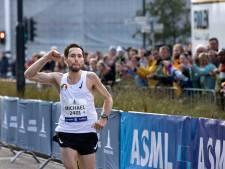 De topmarathon van Eindhovenaar Michael Beuwer: eerste Nederlander en in de top-10 met tijd onder 2.30