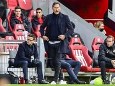 Roger Schmidt laat zich niet gek maken in de strijd om Champions League-kwalificatie: 'PSV staat er het beste voor'