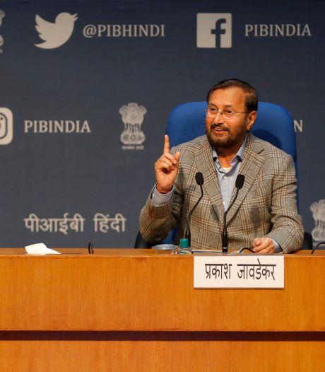 India op ramkoers met sociale media: 'Land probeert tegenstemmen monddood te maken'