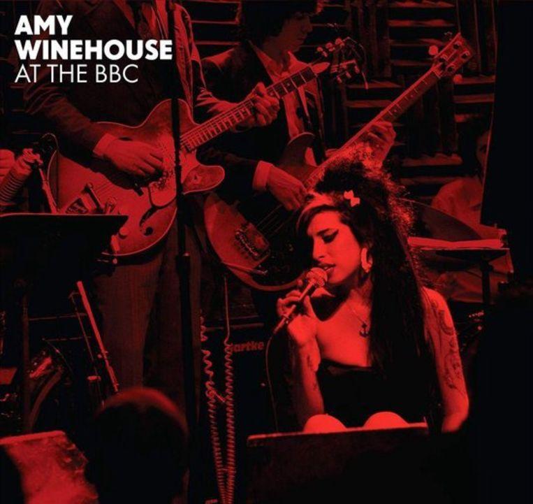 AMY WINEHOUSE - At the BBC Beeld RV