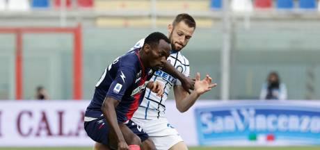 De Vrij kan zich opmaken voor kampioensfeest, AC Milan wint bij rentree Zlatan