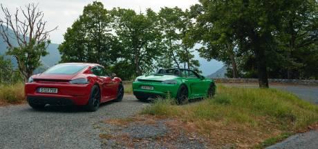 Cayman en Boxster GTS bieden het beste van twee werelden