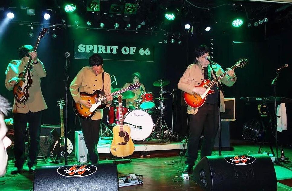 De Beatles covergroep Wild Honey Pie komt op 6 oktober naar Bree